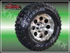 17X9 6 stud GT ALLOY MAG WHEEL  6/139.7 & 35x12.5R17 FEDERAL MUD 4X4 TYRE