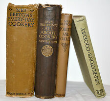 Antique Mrs Beetons Every- Day All About Cookery Poultry & Game Stuffings Sauces