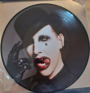 """Marilyn Manson Sweet Dreams Disco Vinile Vinyl 12"""" Picture Limited Edition NEW"""
