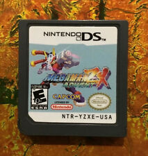 Megaman ZX Advent Nintendo DS Authentic Cleaned Tested