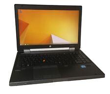 HP EliteBook 8560w Intel Core i7 2620m 8gb RAM 128gb SSD NVIDIA Quadro k1000m