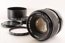 Canon FD 100mm f2.8 S.S.C Lens MF Lens      (4022)