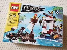 NIB RARE Lego Pirates 70410 SOLDIERS OUTPOST, Retired Set