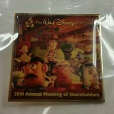 20th Annual WALT DISNEY COMPANY Shareholder's Meeting Pin TOY STORY Limited