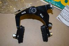 ACS BOA rear brake caliper black 10mm axle diameter mid school bmx nib nos