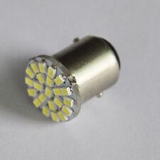 1pcs Car Auto 1156 BA15S White 22-SMD LED Turn Signal Lights Tail Bulb Lamp