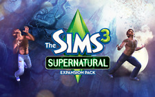 THE SIMS 3: SUPERNATURAL EXPANSION PACK - Origin chiave key - ITALIANO - ROW