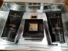 Charriol by Charriol Eau De Parfum Box Set Colonge 3.4oz Shower Gel Shave Balm