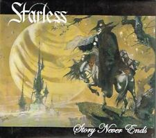 STARLESS / Story Never Ends CD NEW Japan FF progressive metal