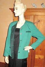 Jacke Gr.36 Tracht  Janker Blazer ohne Kleid grün