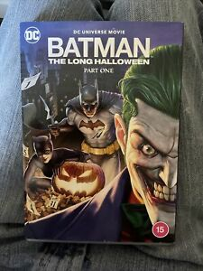 Batman: The Long Halloween Part 1 (DVD) Jensen Ackles, Josh Duhamel, Troy Baker