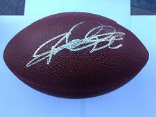 OAKLAND RAIDERS ROD WOODSON SIGNED NFL FOOTBALL HALL OF FAME JSA COA AUTHENTIC