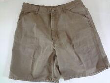 Men's Polo Sport Ralph Lauren Utility Shorts Army Green Size 36 100% Cotton