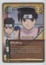 2006 Naruto Collectible Card Game: Coils of the Snake #J060 Cheating Gaming 8b6
