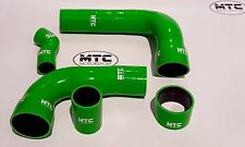 MTC MOTORSPORT FORD FOCUS RS MK2 TURBO BOOST HOSES GREEN