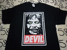Medium- Resident Evil Devil Exorcist Parody Shirt Punch Gildan Brand T- Shirt