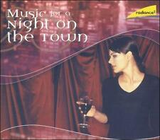 FREE US SHIP. on ANY 2+ CDs! ~Used,Good CD : Music for a Night on the Town