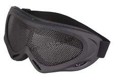 Mesh Goggles X400 Airsoft Softair Occhiali rete zero fog