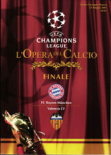 CHAMPIONS LEAGUE FINAL 2000/2001 FC Bayern München - Valencia CF, 23.05.2001