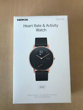 Withings/Nokia Steel HR Hybrid Smartwatch Activity Fitness & Heart Rate tracker