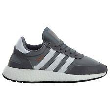Adidas Iniki Runner I-5923 Mens BB2089 Vista Grey Boost Running Shoes Size 8