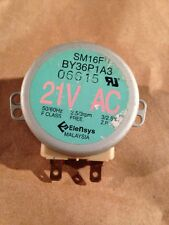 GE General Electric Microwave Oven Turntable Motor WB26X10208