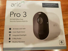 Arlo Pro 3 Indoor/Outdoor Dome Security Camera (VMC4040P) AU STOCK FAST SHIPPING