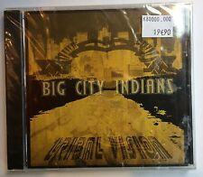 CD Indien Spirits  Big City Indians  AMERINDIEN.