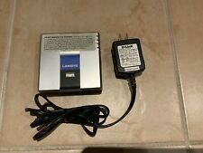 Cisco Linksys SPA2102-R Phone Adapter With Router