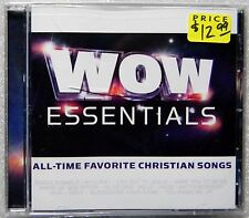New GIFT Ready WOW Essentials All Time Favorite Christian Songs Multi Artists CD
