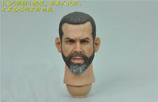 1:6th Male Head Sculpt CalTek firearms master of arts Chris Costa F12'' Figure