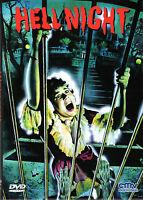 Hell Night - Paranoia , small hardbox , uncut , new and sealed , Linda Blair , A