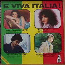 E VIVA ITALIA ! COMPIL FRENCH LP MR. PICKWICK