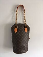 Louis Vuitton Monogram Karl Lagerfeld Perforación Bolsa PM