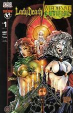 Lady Death / Medieval Witchblade #1 Molenaar Variant