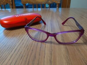 GUESS GU 9094 Purple Girls Kids Eyeglasses Frames 48-16-130