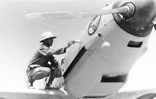German Luftwaffe Messerschmitt North Africa 1941 World War 2 Reprint Photo 6x4""