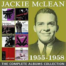 Jackie Mclean - The Complete Albums Collection 19551958 (4CD BOX SET)