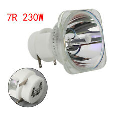 More details for 230w msd 7r lamp sharpy beam moving head replacement bulb stage show lighting uk