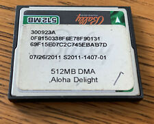 Bally Aloha Delight Game Card