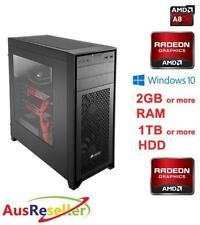 Windows 10 2GB 3.00-3.49GHz Desktop & All-In-One PCs
