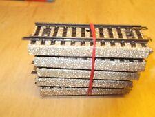 10 x Märklin H0 5107 1/2 5106 9cm M PISTA SUPERIOR
