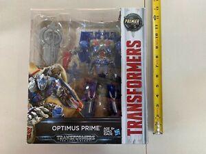Transformers The Last Knight - OPTIMUS PRIME -Premier- Leader Class - NEW -00110