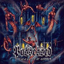 V/A - Seven Gates Of Horror-Tribute to POSSESSED - DIGI CD