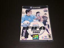 Fifa Soccer 2005 Nintendo Gamecube Wii Complete CIB