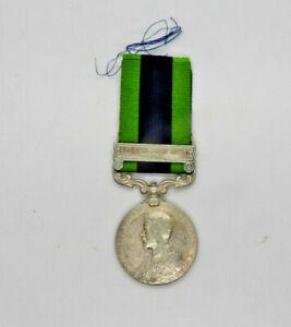"""General Service Medal """"George V Kaiser - I- Hind"""" and  """"Afghanistan 1919 medal"""