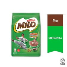 Milo Chocolate Malt Drinking Beverage (1 packet x 2kg)