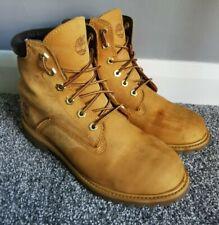 Timberland Original Yellow Ladies UK Size 6.5