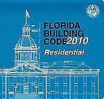 """""""GOOD-VG COND"""" Florida Building Code 2010 Residential 3-RING BINDER"""