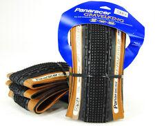 2-PACK Panaracer GravelKing SK Tire 27.5x1.9 (650B x 48mm) Folding, Brown, PAIR